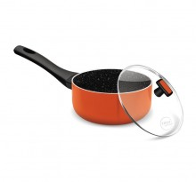 Treo Sauce Pan With Glass Lid 18 CM