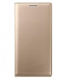 Vivo V3 MAX Flip Cover - Golden