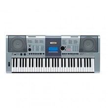 Yamaha PSR-I425 Portable Keyboard With Adaptor(Slilver)